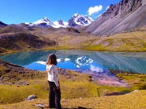 Mountain Lagoon | Sacred Center Peru Journey