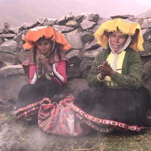 Indigenous women of Peru | Sacred Center Peru Journey